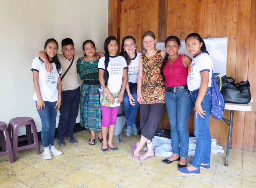 Guatemala_ryhmäkuva