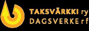 Taksvärkki ry logo.