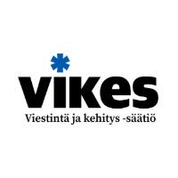 Vikes-säätiön logo.